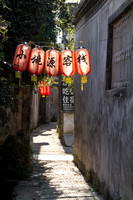 Hongcun village: another of the pretty alleys.